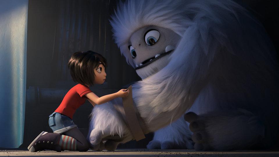 """Ulasan film animasi """"Abominable"""", si Yeti yang"""