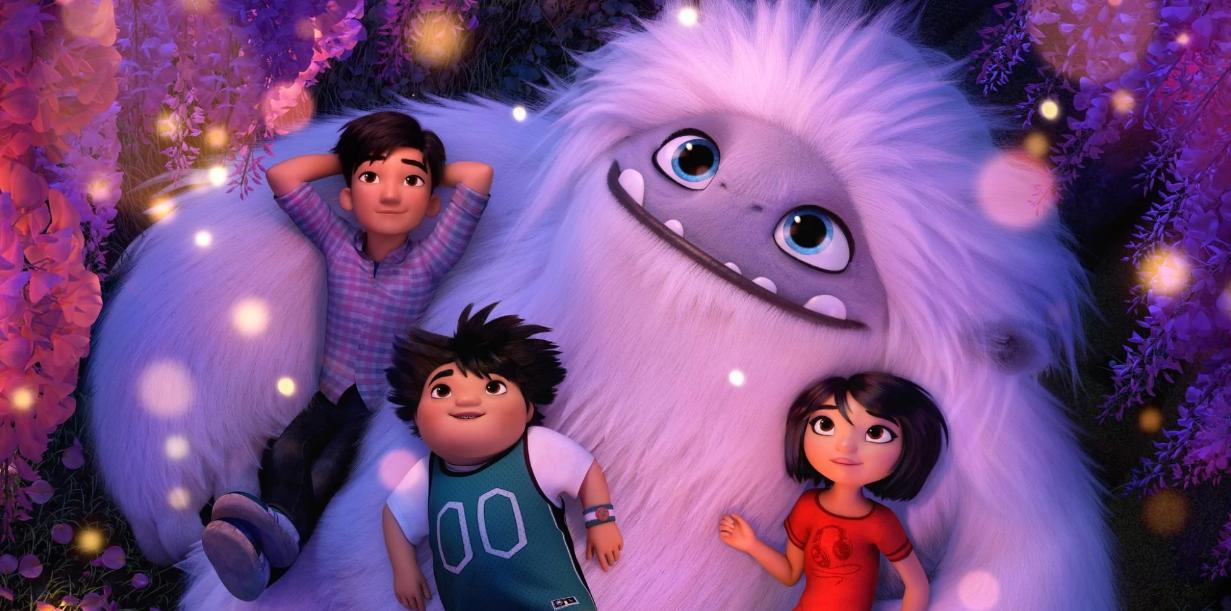 "Ulasan film animasi ""Abominable"", si Yeti yang menggemaskan"