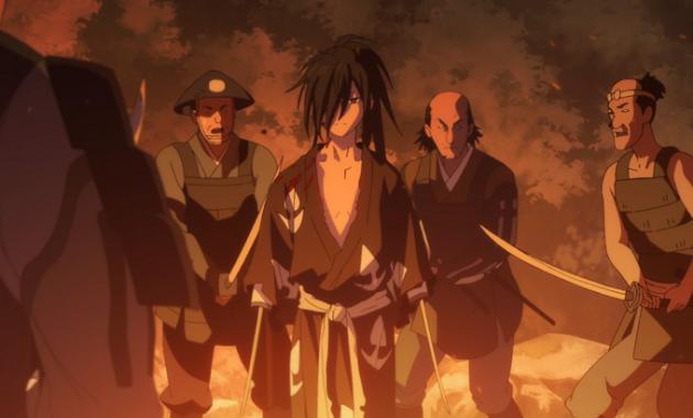 anime-dengan-genre-samurai-dororo