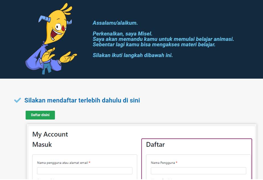 kelasanimasi.com gratis