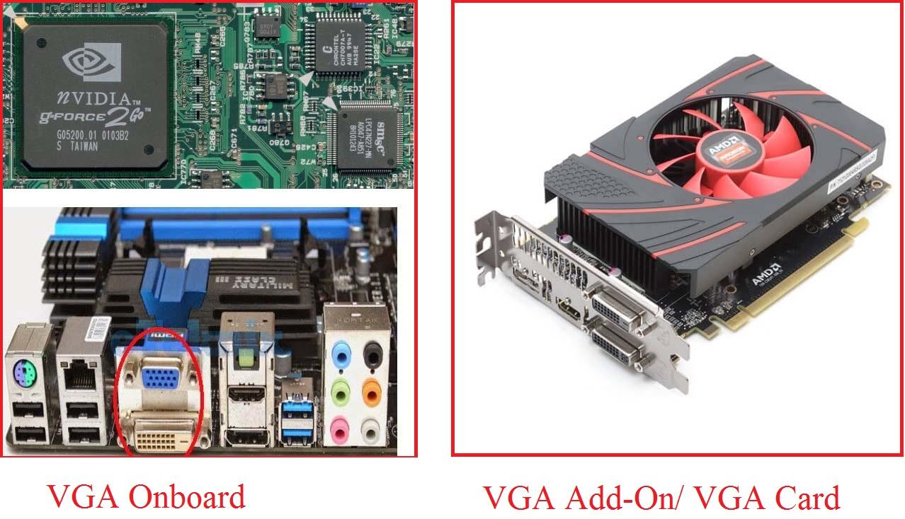 Perbedaan VGA Card dan VGA Onboard - Page 2 of 3