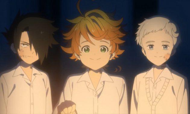 review-anime-Yakusoku-no-Neverland