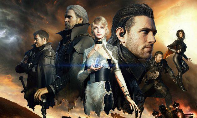 review film Kingsglaive : Final Fantasy XV
