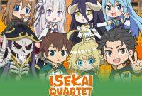Isekai-Quartet