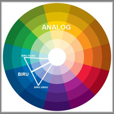 Mengenal warna dengan Teori Warna