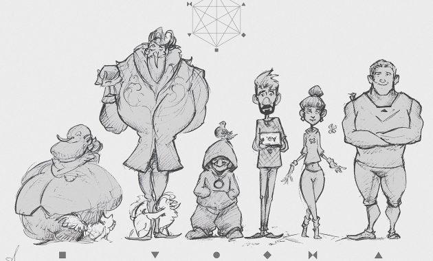 character-design