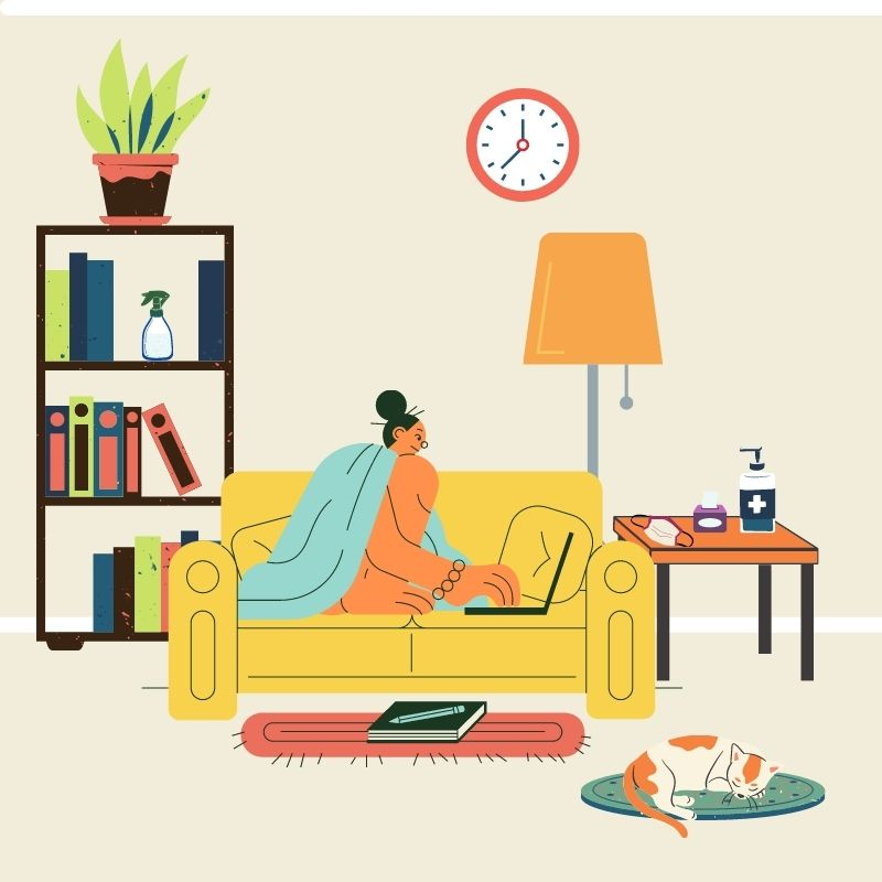 Stay Productive saat Stay at Home