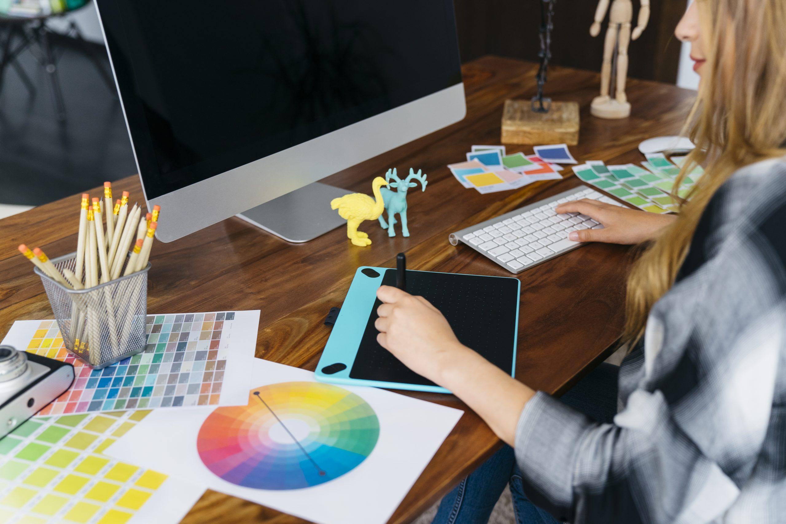 Inilah Pengertian dari Desain Grafis dan Animasi!