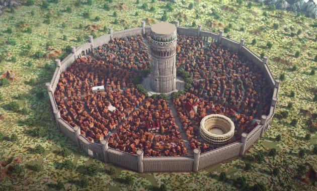 """wall sina attack on titan"""