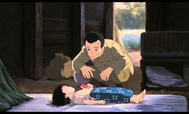 """film anime studio ghibli grave of fireflies"""