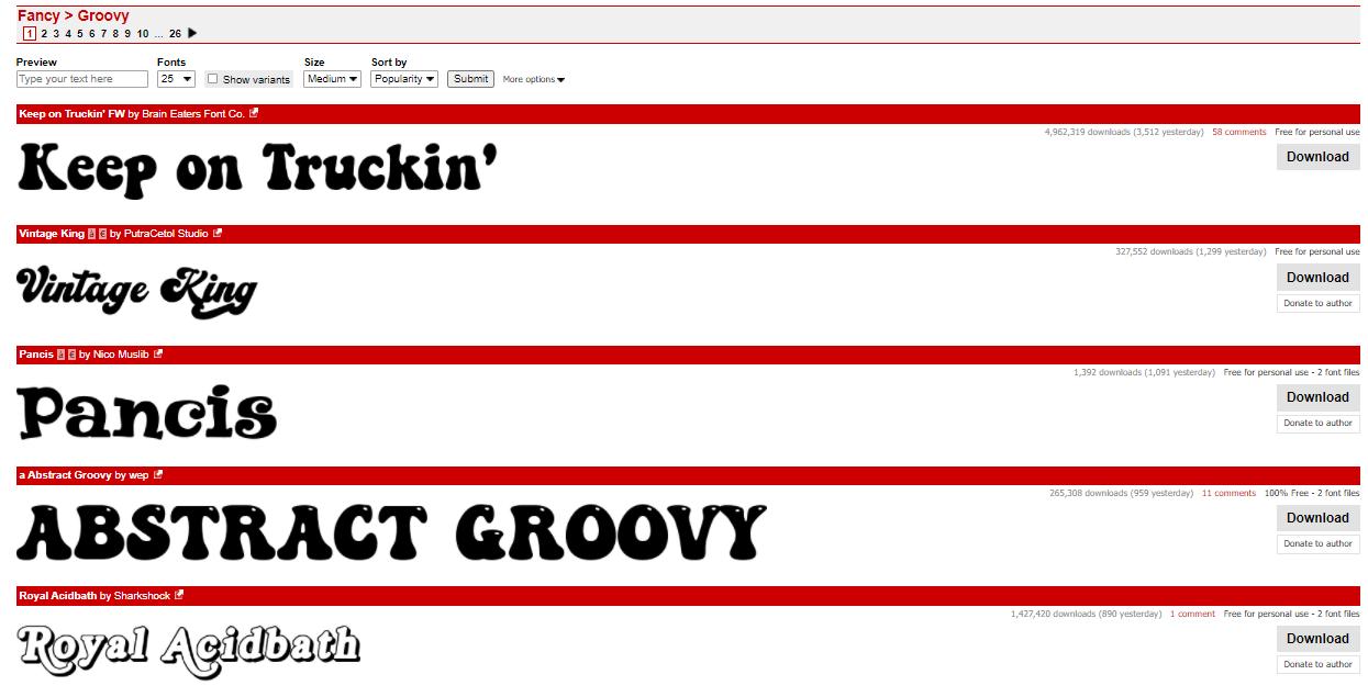 """situs download font keren"""
